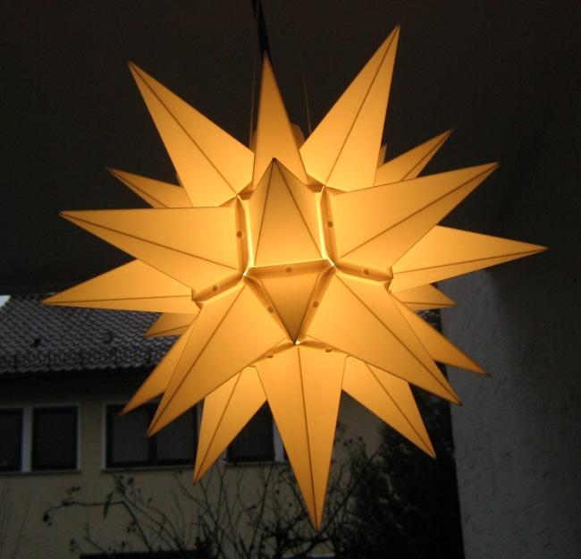 Herrnhuter Adventsstern