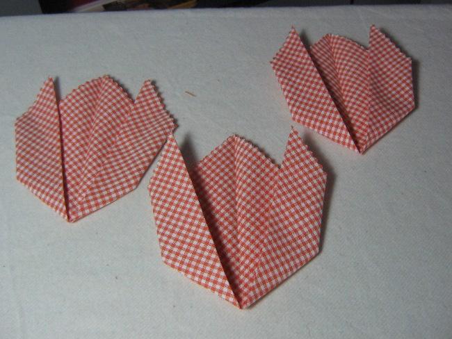 Tulpenblüten Origami