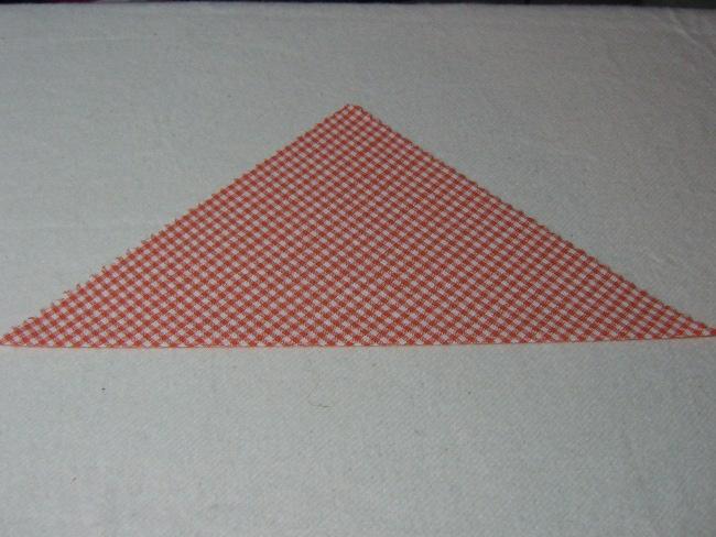 gefaltetes Dreieck